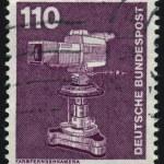 Postmark — Stock Photo #3627005