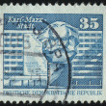Postmark — Stock Photo #3627017