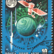 Postage stamp set twenty nine — 图库照片 #3628947