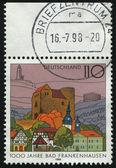 Postmark — Stockfoto