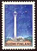 Postage stamp set nineteen — Stock Photo