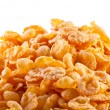 Goldish corn flakes - Stok fotoraf
