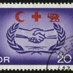Postmark — Stock Photo #4022546