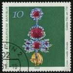 Postmark — Stock Photo #4022650