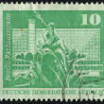 Postmark — Stock Photo #4029604