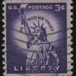 Postmark — Stock Photo #4036638