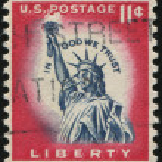 Postmark — Stock Photo #4036640