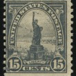 Postmark — Stock Photo #4036643