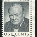 Stamp — Stock Photo #4036863
