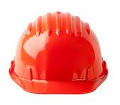 Orange hard hat — Stock Photo