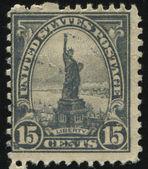 Postmark — Stock Photo