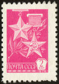 Philatelic twelve — 图库照片