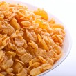 Goldish corn flakes — Stock Photo #4063658