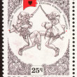 Philatelic fifty nine — 图库照片 #4070794