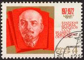 Retro postage stamp twenty five — Stock Photo
