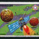 Postmark — Stock Photo #4117824