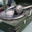 Record player - Foto de Stock