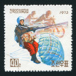 Postmark — Stock Photo #4159950