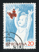 Postmark — Fotografia Stock