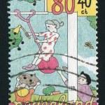 Postmark — Stock Photo #4176374
