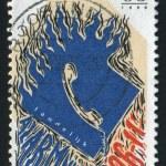 Postmark — Stock Photo #4176381