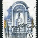 Postmark — Stock Photo #4176497