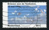 Postmark — Zdjęcie stockowe