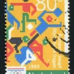 Postmark — Stock Photo #4191296
