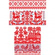 Russiornaments — Vetorial Stock #4191404