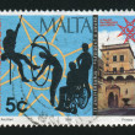 Postmark — Stock Photo #4226684
