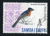 Postmark — 图库照片