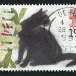 Postmark — Stock Photo #4240269