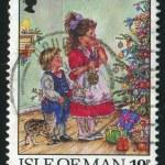 Postmark — Stock Photo #4270437