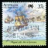 Stamp — Zdjęcie stockowe