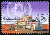 邮票 — 图库照片