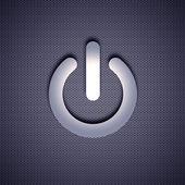 金属符号 — 图库照片