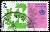 Stamp — Stock fotografie