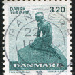 Stamp by Denmark — Stock Photo #4526091