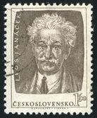Checoslovaquia de sello — Foto de Stock