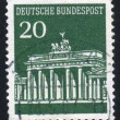 Stamp printed by Germany — Stock Photo #4540424