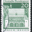 Stamp printed by Germany — Stock Photo #4540438