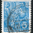 Stamp printed by Germany — Stock Photo #4540448
