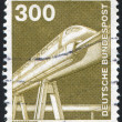 Stamp printed by Germany — Stockfoto