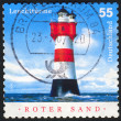 Stamp printed by Germany — Stock Photo #4540496