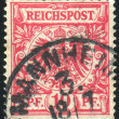 Stamp printed by Germany — Stock Photo #4540501