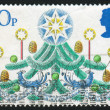 Stamp by Great Britain — Stock Photo #4540529
