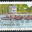 Stamp printed by Canada — Stock Photo #4600898