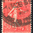 Stamp printed by Great Britain — Stock Photo #4600975