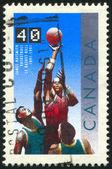 Kanada tarafından basılmış damga — Stok fotoğraf
