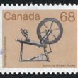 Stamp printed by Canada — Stock Photo #4643977